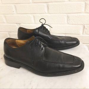 Cole Haan Black Leather Oxfords Sz 11M
